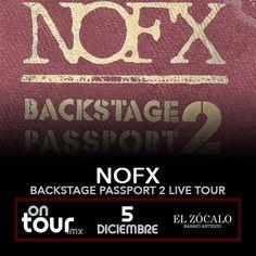#NOFX en Monterrey #ONTOURmx
