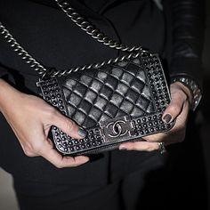 Chanel bag. @littledreambird