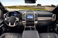 2017 Ford F250 Super Duty Interior