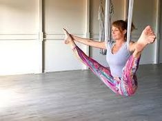 Image result for aerial yoga flips #poledancingexercise