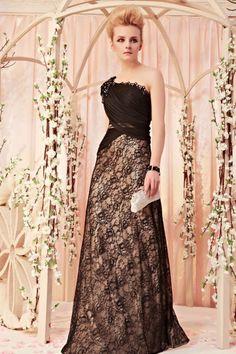 大注目のデザインです! ハイクラスのブラック系ロングドレス♪ - ロングドレス・パーティードレスはGN 演奏会や結婚式に大活躍!