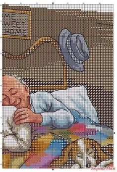 Cross-stitch Let's Grow Old Together, part color chart on part Wedding Cross Stitch, Cross Stitch Love, Cross Stitch Pictures, Cross Stitch Borders, Cross Stitch Animals, Cross Stitch Flowers, Cross Stitch Kits, Cross Stitch Charts, Cross Stitch Designs