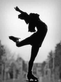 Gracefull skating