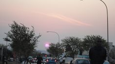 Loved the color of the sunset, on a beautiful spring evening October 2012 in Soweto, South Africa South Africa, Places To Visit, October, Celestial, Sunset, Spring, Outdoor, Color, Beautiful