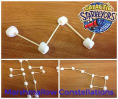 Marshmallow Constellations VBS 2017