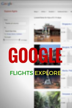 Lots of people know about Google Flights but did you know that there's a secret Explore feature where you can do a lot more open ended flight searches? It's a great visual little tool.