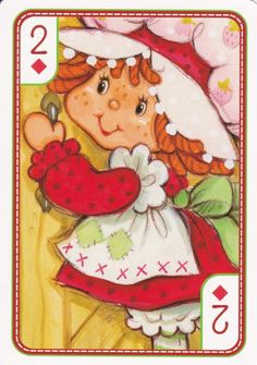 SSC Playing Cards - Best Deck - 14 Strawberry Shortcake Pictures, Strawberry Shortcake Characters, Vintage Strawberry Shortcake, Childhood Friends, Childhood Toys, Childhood Memories, My Melody Wallpaper, Cool Deck, Rainbow Brite