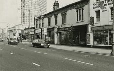 Broad Street Birmingham England, Yesterday And Today, Historical Photos, Past, Street View, Memories, Places, Model, Historical Pictures