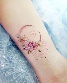 Meaningful Tattoos for Women - hübsche Tätowierungen Mini Tattoos, Cute Tattoos, Leg Tattoos, Body Art Tattoos, Small Tattoos, Faith Tattoos, Word Tattoos, Small Pretty Tattoos, Tatoos