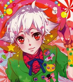 Touya Mikanagi, Manglobe, Karneval, Karneval Parade 2, Nai