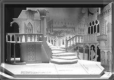 A Tale of Cinderella - Richard Finkelstein, Stage Designer