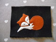 handmade by eva rose: Fox Coin Purse Tutorial with Felt and Wool