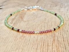 A personal favourite from my Etsy shop https://www.etsy.com/no-en/listing/587479930/womens-heart-chakra-bracelet-with-pink