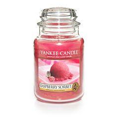 Raspberry Sorbet - What's New - Yankee Candle #YankeeCandle #MyRelaxingRituals