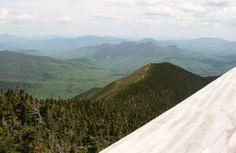 Vue crête, mont Carrigian, New Hampshire, mai 2016 New Hampshire, Crete, Canada, Mountains, Nature, Travel, Mountain Range, Naturaleza, Viajes
