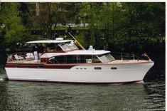 Classic Yachts For Sale, Yacht For Sale, Boats For Sale, Chris Craft Boats, Classic Wooden Boats, Boat Names, Cabin Cruiser, Chicago City, Upper Peninsula