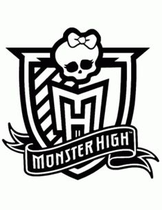 Monster High Dibujos Para Colorear Imprimir