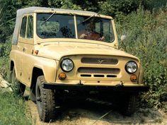 УАЗ-469Б '12.1972–85