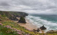 Bedruthan Steps, Cornwall Cornwall, Water, Outdoor, Gripe Water, Outdoors, Outdoor Games, The Great Outdoors