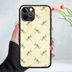 Flower wallpaper phone case cover 202 Black (Apple Models Only) - 3