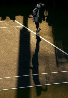 Tennis Serve #tennis