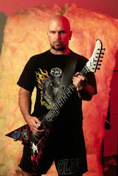 My guitar collection Standard Guitars Heavy Metal Art, Black Metal, Kerry King Slayer, Reign In Blood, Hair Metal Bands, Metal Horns, Jazz, Metal T Shirts, Extreme Metal