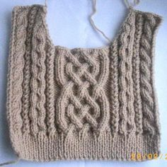 Liam cross-neck cable sweater for baby or toddler PDF knitting pattern Baby Boy Knitting Patterns, Knitting For Kids, Baby Patterns, Baby Knitting, Diy Crafts Knitting, Crochet Baby Cardigan, Mohair Yarn, Baby Sweaters, Just In Case