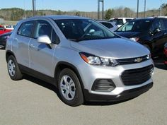 For Sale 2017 Chevrolet Trax FWD 4dr LS - $19,475