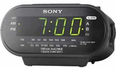 Sony Wireless Hidden Spy Color Camera Alarm Clock Radio with audio un-like many others, at only $225.00 a great deal.