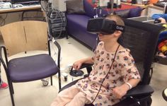 #VirtualReality #VR can be a great experience for the disabled people. It can be a path to inclusion for the able-bodied people. The chance to get away from the dull nature of routine life is another advantage.