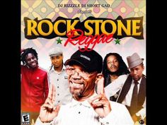 Dj Rizzzle Di Short Gad  - Rock Stone Reggae Mixtape Sept 2014