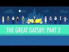 Was Gatsby Great? The Great Gatsby Part 2: Crash Course English Literature #5 - YouTube