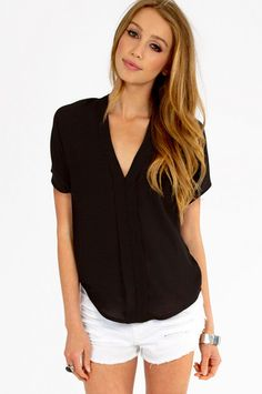 Liddle Middle Blouse $25 at TOBI https://www.tobi.com/i/NTk2Mzgx%0A