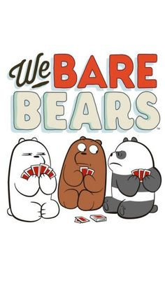 Search free we bare bears Wallpapers on Zedge and personalize your phone to suit you. Start your search now and free your phone We Bare Bears Wallpapers, Panda Wallpapers, Cute Wallpapers, Hello Kitty Backgrounds, Bear Wallpaper, Cute Bears, Cartoon Network, Kawaii, Stickers