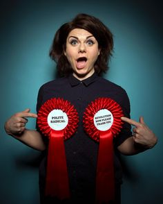 Caitlin Moran on how to start - and win - an argument online - see http://www.theguardian.com/books/2016/mar/05/caitlin-moran-start-win-argument-online-moranifesto