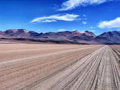 The amazing altiplano deserts ofSouth West Bolivia