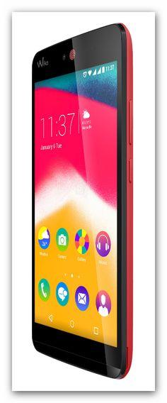 Wiko Rainbow Jam Smartphone