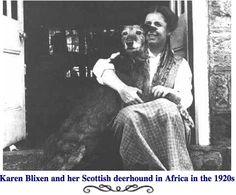 Karen Blixen, 1920s - Out of Africa