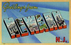 There's no place like home! Newark, NJ