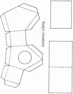 diy patrons pour r aliser de petites maisons scandinaves en pl tre pour sa d co diy. Black Bedroom Furniture Sets. Home Design Ideas