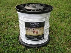 """""""CAMEO"""" fencing comes in 1000, 2000 and 3000 ft rolls"""