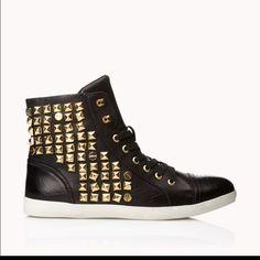 Forever 21 Brand New Studded Sneaker