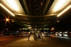 Bus Station by Tobias Neubert Photography, via Flickr