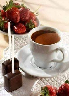 Coffee Vs Tea, I Love Coffee, Coffee Cafe, Good Morning Coffee, Coffee Break, Café Chocolate, Chocolate Fondue, Tea And Books, Breakfast Tea