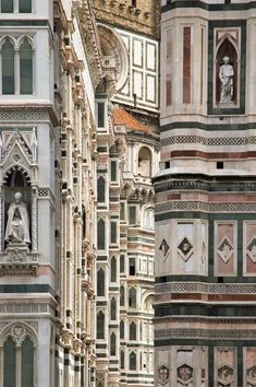 """evocativesynthesis: """" The Duomo, Florence (by Marcus Reeves) """""""