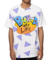 Teenage Bored With Life T-Shirt