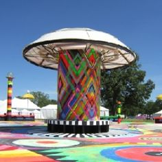 Bonnaroo- ok this one ive been to but EVERYONE needs to know about this awsome festival and go to it!!!