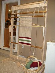 Creating a Home (free stand alone Navajo loom tutorial!)