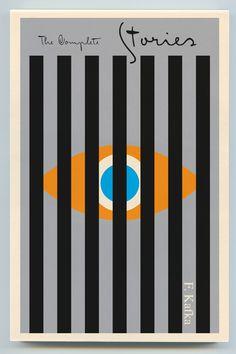 Title: The Complete Stories  Author: Franz Kafka  Designer: Peter Mendelsund