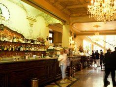 Locale storico Caffè Torino